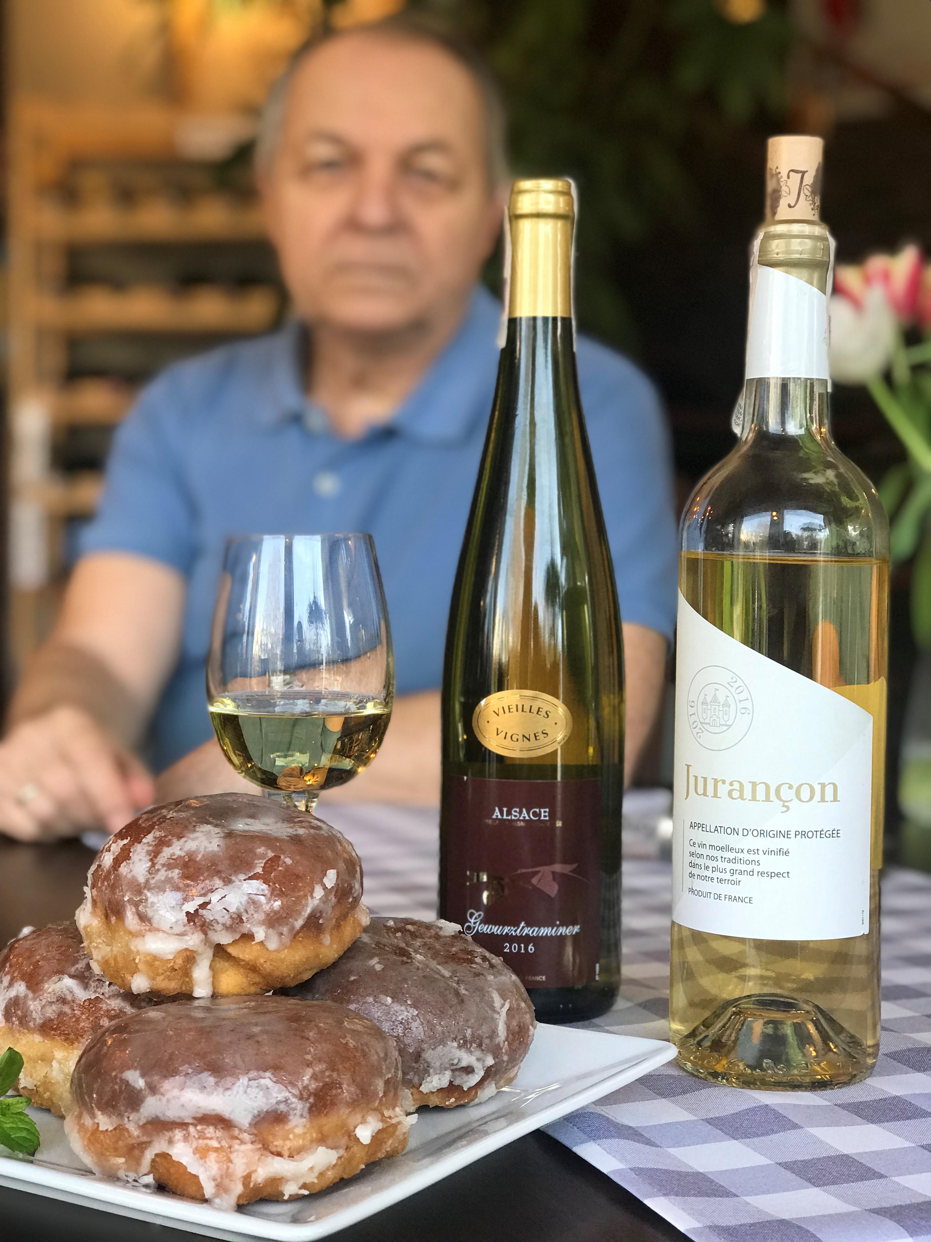 Pączki i wino 1