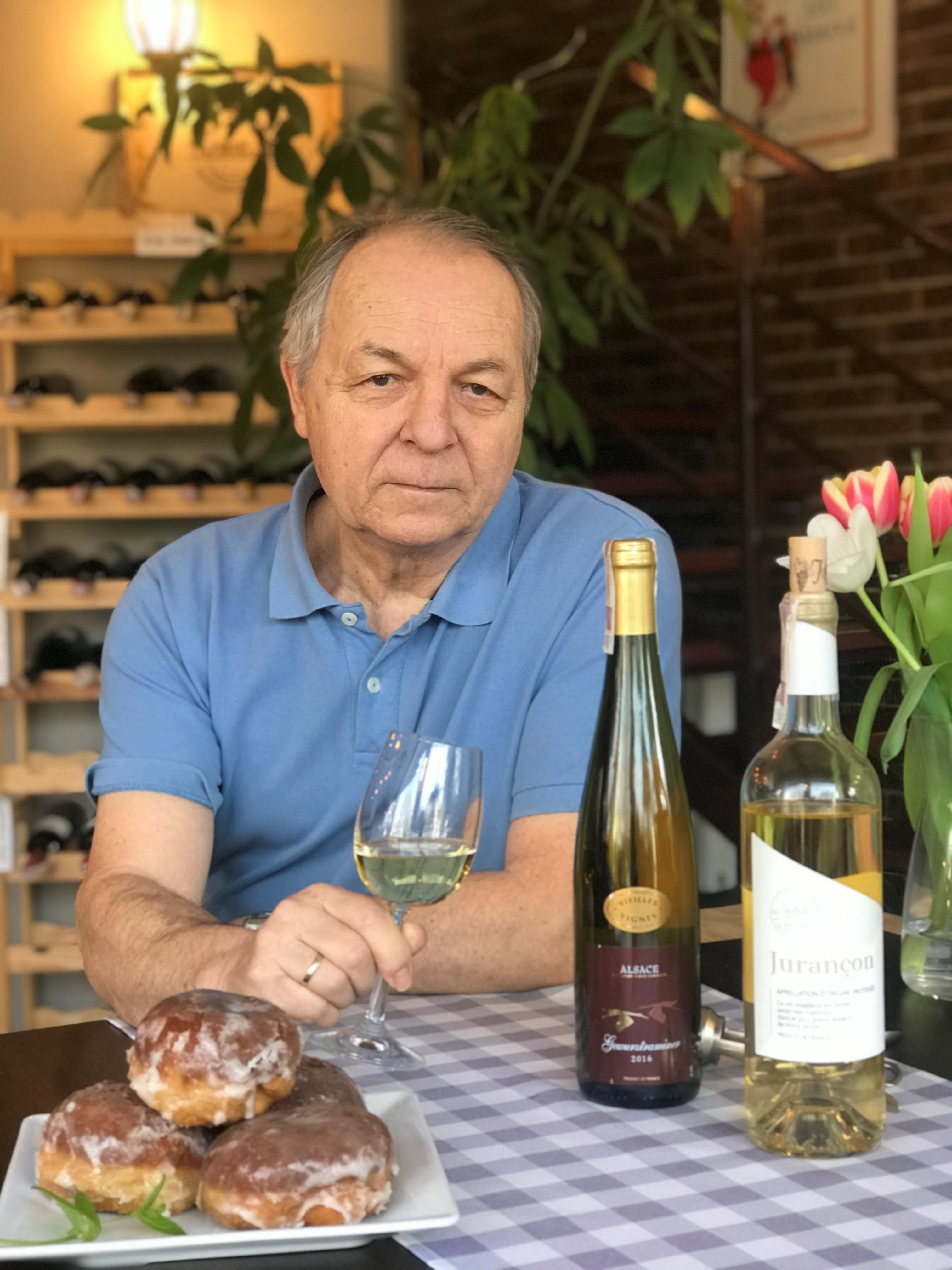 Pączki i wino 2